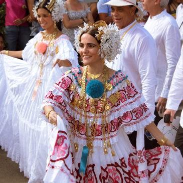 Desfile de Las Mil Polleras 2010