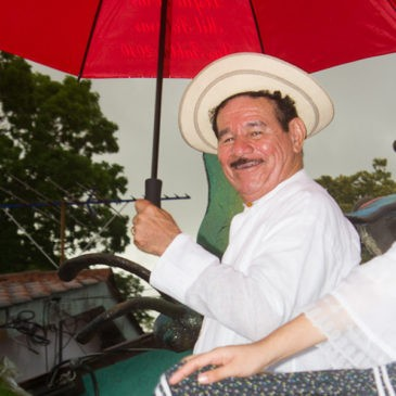 Desfile de las mil polleras – Las Tablas Panama